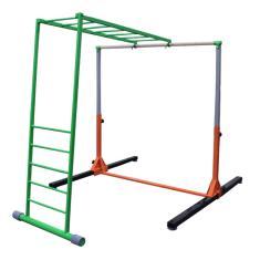 Elite Kids Gym Monkey Bars 405345 Nra Gym Supply