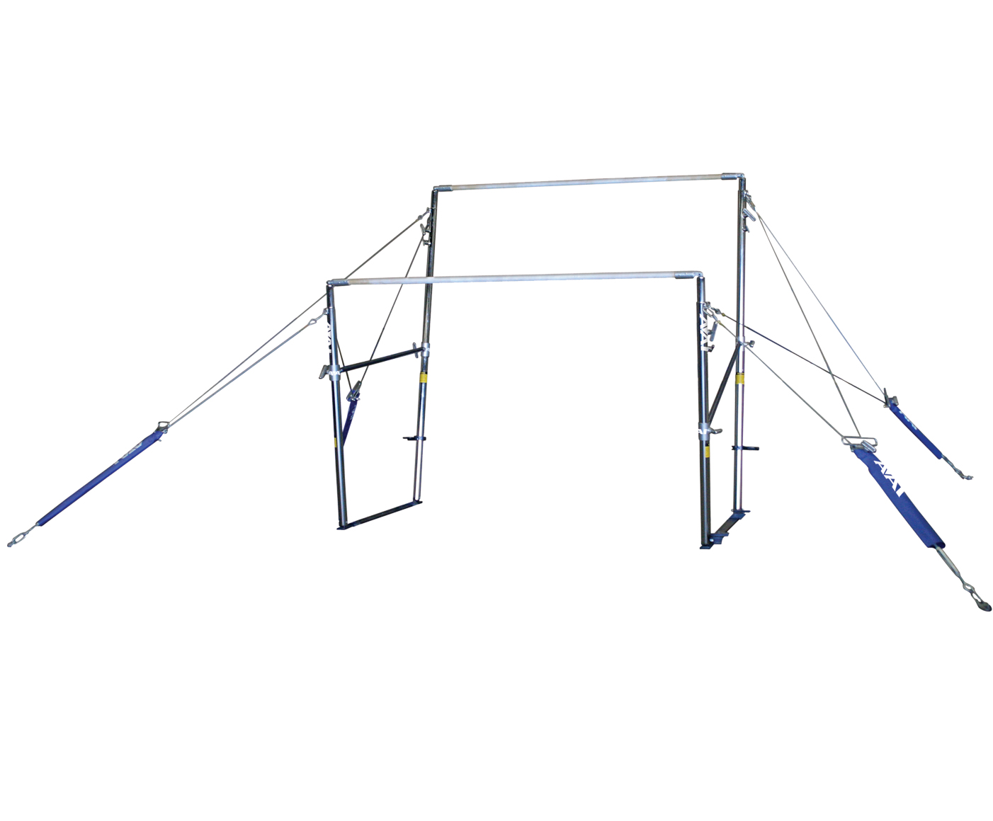 Aai Elite Uneven Bars W X Rail 407080 Nra Gym Supply