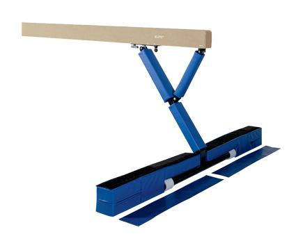 Aai Adjustable Club Beam Leg Pads 416 540 Nra Gym Supply