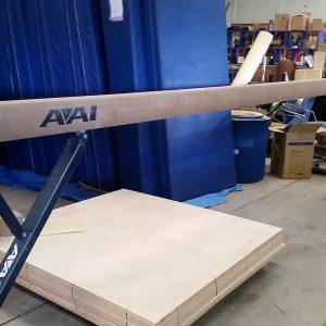 aai-non-adjustable-beam-used
