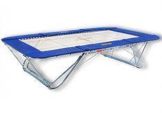 Grand Master Premium 4x4 Trampoline 403100 Nra Gym Supply