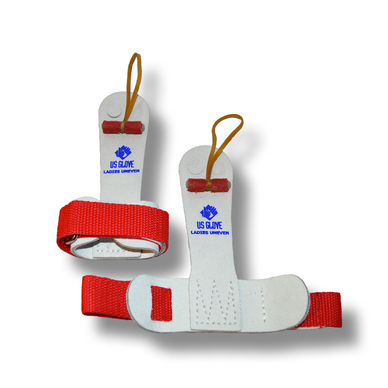 Womens Gymnastics Grips with Padded Cuffs Made in USA Youth to Adult Sizes US Glove Women Hot Shot Uneven Bar Grips